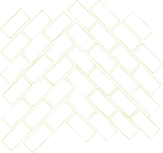Verlegemuster im Diagonalverband
