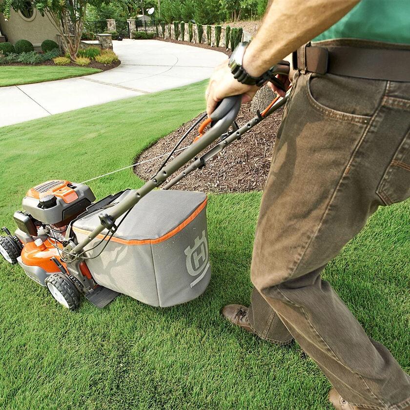 Zuverlässige Garten- und Grünflächenpflege